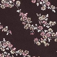 小さな花をあしらった生地