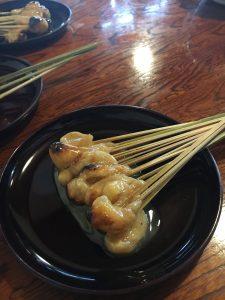 京都今宮神社 あぶり餅