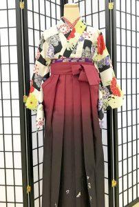 京都レンタル着物散策袴プラン03
