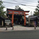 京都着物レンタル花かんざし 下御霊神社