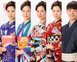 着物で初詣&京都散策2017