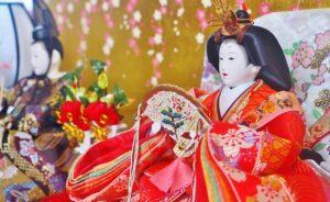 京都着物レンタル花かんざし ひな祭り