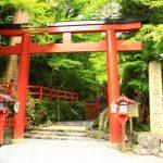 京都着物レンタル花かんざし・貴船神社