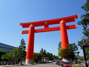 京都着物レンタル花かんざし平安神宮