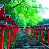 京都着物レンタル花かんざし貴船神社