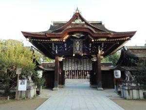 京都着物レンタル花かんざし 北野天満宮