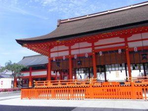 京都着物レンタル花かんざし 八坂神社