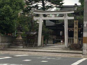京都着物レンタル花かんざし 熊野神社 京都
