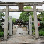 京都着物レンタル花かんざし 清明神社