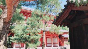 京都着物レンタル花かんざし 大徳寺