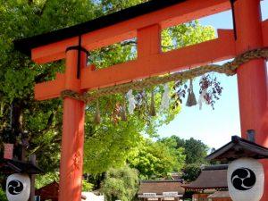 京都着物レンタル花かんざし 上賀茂神社