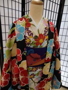 京都着物レンタル花かんざし 羽織