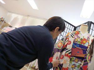 京都着物レンタル花かんざし スタッフ会議