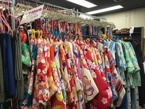 「京都駅」からひと駅京都着物レンタル花かんざし お子様着物