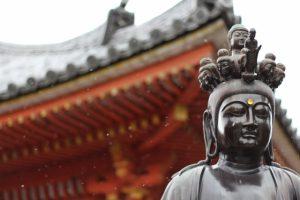 「京都駅」からひと駅京都着物レンタル花かんざし 六波羅蜜寺