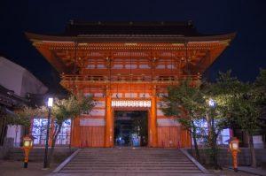 20171230八坂神社