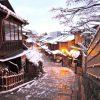 京都駅からひと駅花かんざし 冬の京都