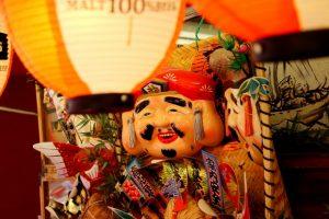京都駅からひと駅花かんざし 十日ゑびす大祭