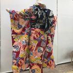 京都駅からひと駅花かんざし 振袖