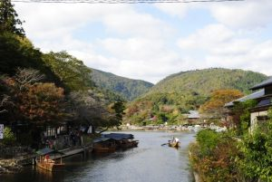 京都駅からひと駅花かんざし 虚空蔵法輪寺