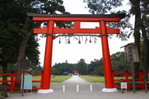 京都駅からひと駅花かんざし 上賀茂神社