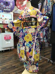 京都着物レンタル花かんざし おすすめ振袖