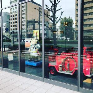 京都着物レンタル花かんざし 下京消防署