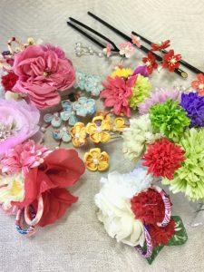 京都着物レンタル花かんざし 5月