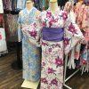 京都着物レンタル花かんざし 店内着物