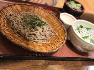 京都着物レンタル花かんざし お蕎麦