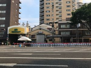 京都着物レンタル花かんざし 山鉾巡行