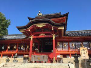 京都着物レンタル花かんざし 石清水八幡宮