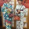 DE8214京都着物レンタル花かんざし