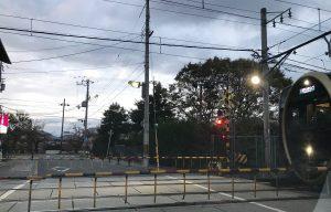 京都着物レンタル花かんざし 叡山電鉄 比叡